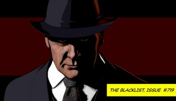 The Blacklist – Season 7 – Episode 719 – Animated Graphic