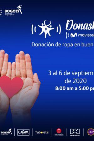 Donashow Movistar Arena