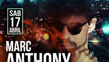 Una noche Marc Anthony