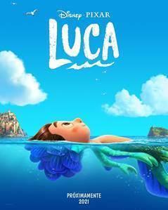 Luca de Disney y Pixar