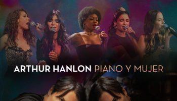 Arthur Hanlon- Piano y Mujer